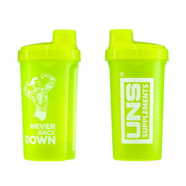 Shaker - Never Back Down Lime (700 ml)