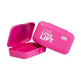 Pillbox - Live Love Lift Pink