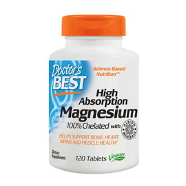 Magnesium High Absorption (120 tabs)