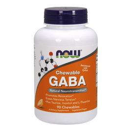 GABA Chewable (90 chew tabs)