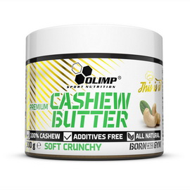 Premium Cashew Butter Soft Crunchy (300 g)