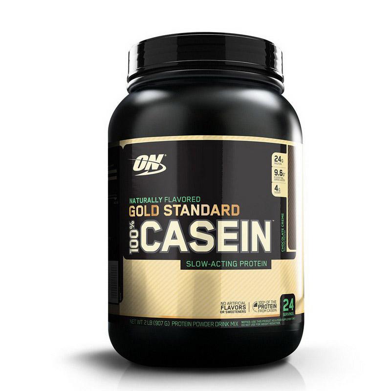 100% Gold Standard Casein Natural (907 g)
