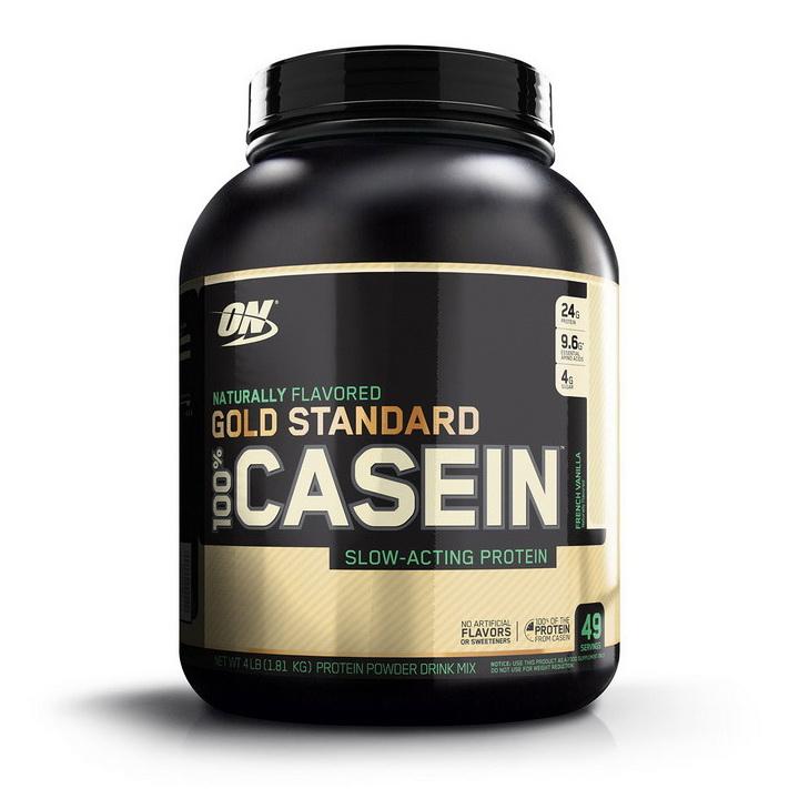 100% Gold Standard Casein Natural (1,81 kg)