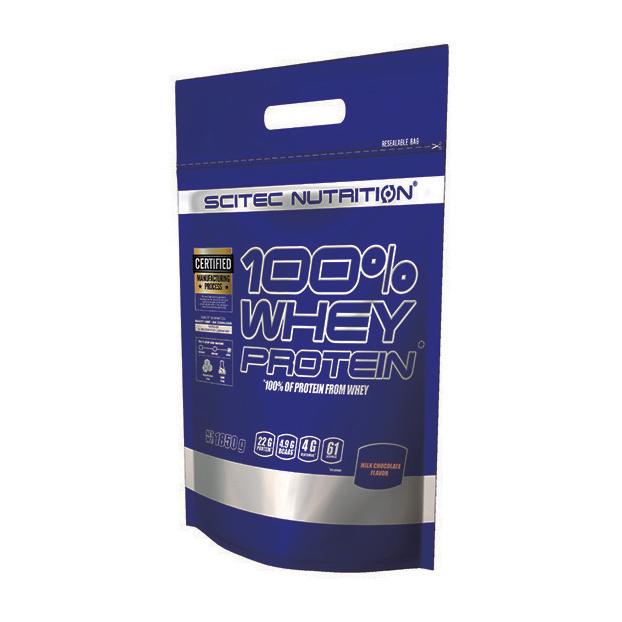 100% Whey Protein (1,85 kg)