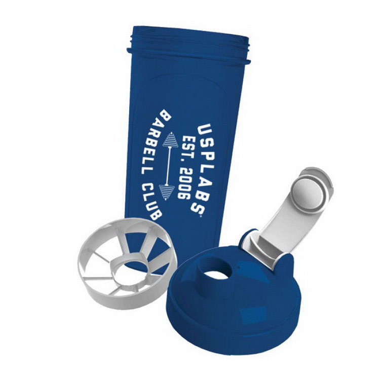 Barbell Club Shaker Blue (700 ml)