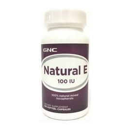 Natural E 100 (100 caps)