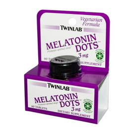 Melatonin Dots 3 mg (60 tabs)