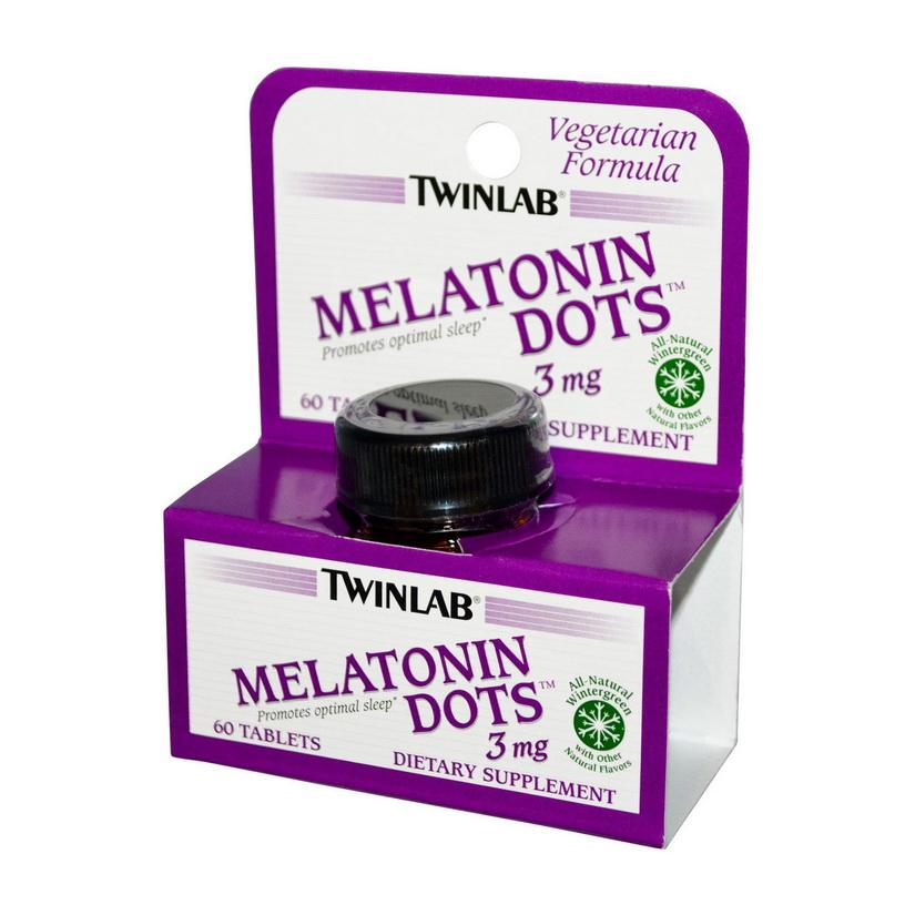 Melatonin Dots 3 mg (60 tabs)