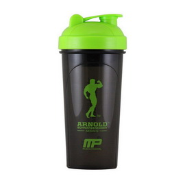 Shaker Arnold Series Black-Green (700 ml)