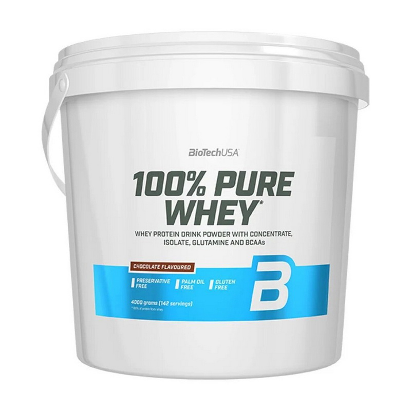 100% Pure Whey (4 kg)
