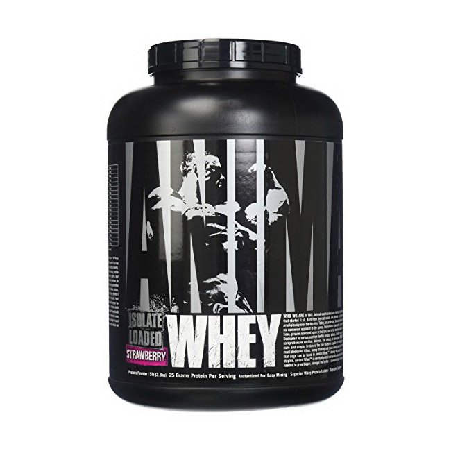 Animal Whey (2,3 kg)