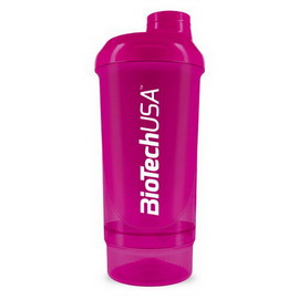 Shaker Wave+ Compact 2 in 1 - Magic Magenta (500 ml)