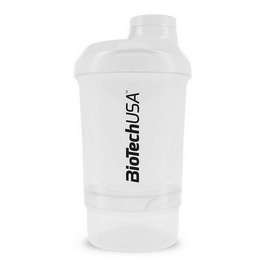 Shaker Wave+ Nano 2 in 1 - Opal White (300 ml)