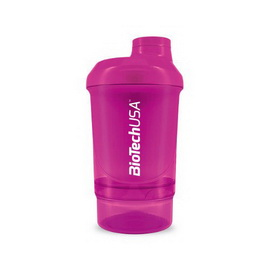 Shaker Wave+ Nano 2 in 1 - Magic Magenta (300 ml)