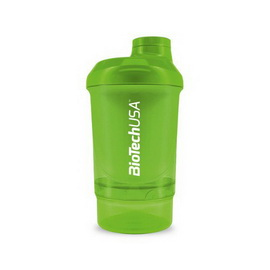 Shaker Wave+ Nano 2 in 1 - Grass Green (300 ml)