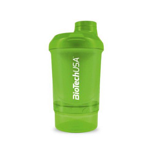 Shaker Wave+ Nano 2 in 1 - Grass Green (300 ml)