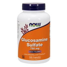 Glucosamine Sulfate 750 mg (240 caps)