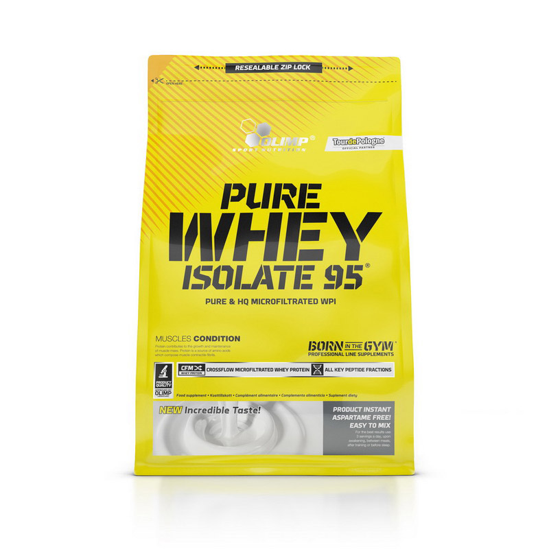 Pure Whey Isolate 95 (1,8 kg)