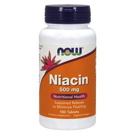 Niacin 500 mg (100 tabs)