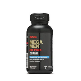 Mega Men 50 Plus Once Daily (60 caplets)
