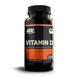 Vitamin D 5000 IU (200 softgels)