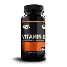 Vitamin D 5000 IU (200 softgels)