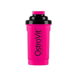 OstroVit Shaker Pink/Black (700 ml)