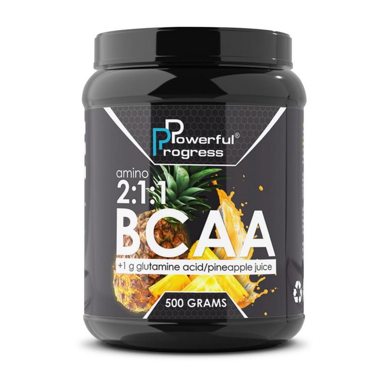 Amino BCAA 2:1:1 (500 g)