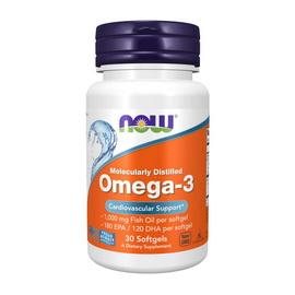 Omega-3 (30 softgels)