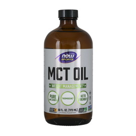 MCT Oil (473 ml)