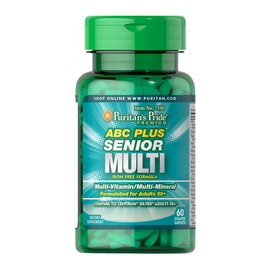ABC Plus Senior Multi (60 caplets)