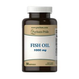 Omega-3 Fish Oil 1000 mg (30 softgels)
