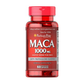 Maca 1000 mg Exotic Herb for Men (60 caps)