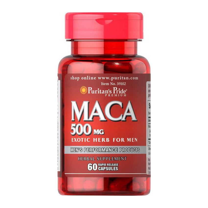 Maca 500 mg (60 caps)