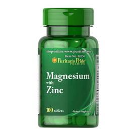 Magnesium with Zinc (100 tabs)