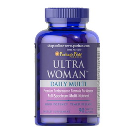 Ultra Woman Daily Multi Timed Release (90 caplets)