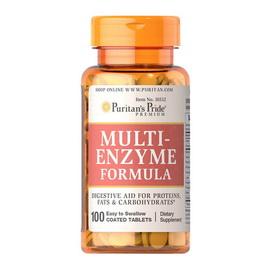 Multi Enzyme Formula (100 tabs)