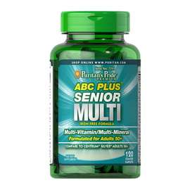 ABC Plus Senior Multi (120 caplets)