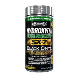 Hydroxycut Ultra Probiotic+ SX-7 Black Onyx (80 caps)