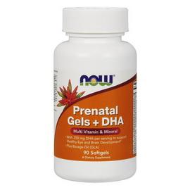 Prenatal Gels + DHA (90 softgel)