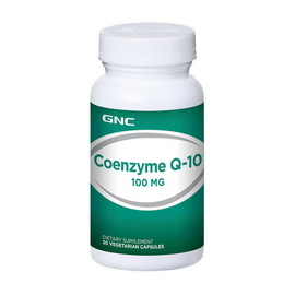 Coenzyme Q-10 100 mg (30 veg caps)