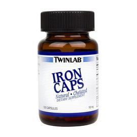 Iron Caps (100 caps)
