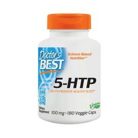 5-HTP 100 mg (180 veg caps)