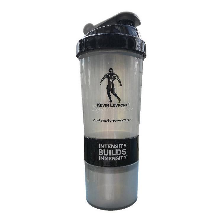 Spider Shaker 3 in 1 Gray/Black (500 ml)
