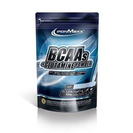 BCAAs + Glutamine Powder (550 g)