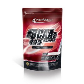 100% BCAAs 4:1:1 Powder (550 g)