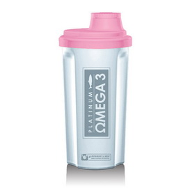 Shaker IronMaxx Frozen White/Rose (700 ml)