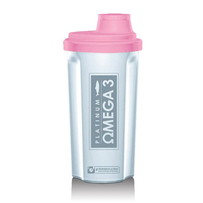 Shaker IronMaxx Frozen White/Rose (700 ml)