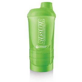Super Shaker 3 in 1 Gras Green (600 ml)