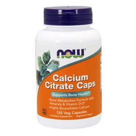 Calcium Citrate Caps (120 veg caps)